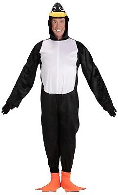 üm für Erwachsene NEU - Herren Karneval Fasching Verkleidung (Erwachsenen Pinguin)
