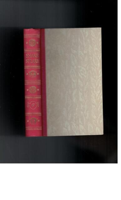 William Shakespeare - Gesammelte Werke  Band 6 - 1958