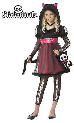 Skelanimals Kit The Cat Hello Kitty Child Costume