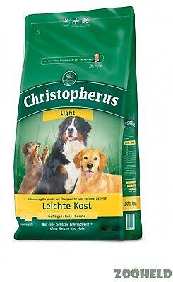 4 kg Hundefutter, Diätfutter Allco Christopherus Leichte Kost