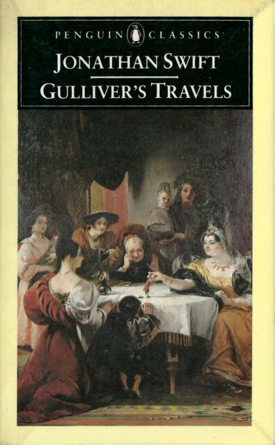 Gulliver's Travels Swift, Jonathan Acceptable 9780140430226