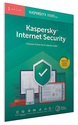 Kaspersky internet security 2019 1 Device 6 months Global ( Win, Mac, Android ) for sale  Shipping to Nigeria