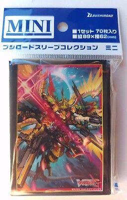 Dragonic Overlord The Purge Kagero Bushiroad Cardfight Vanguard Sleeve 309