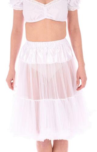 Traditional Costume Petticoat 21 11/16in Cream