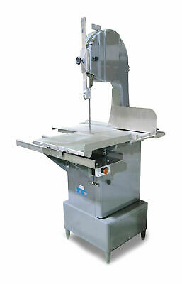 Ampto Floor Model Meat Saw 98. 2 Hp. All Stainless Steel