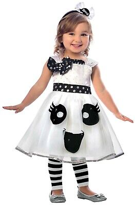 Cute Ghost Girls Infant Classic Halloween Character - Cute Ghost Kostüme