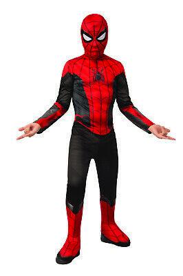 Spider-Man Far From Home Rot Schwarz Jungen Kinder Halloween Kostüm