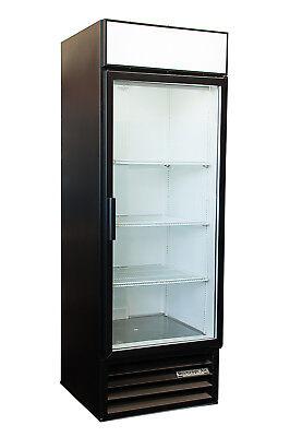 Beverage Air Mt-21 Merchandiser Single Swing Door Refrigerator Free Shipping