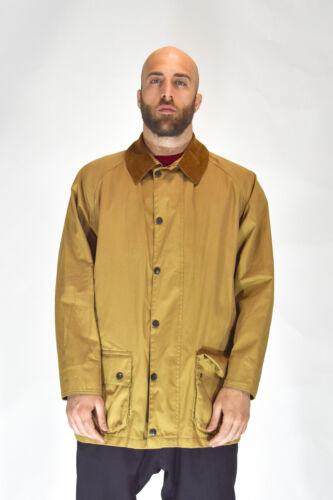 Barbour lightweight beafort veste coton beige casual taille xl man