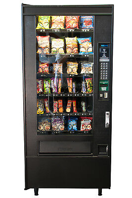 National 148 Snack Vending Machine