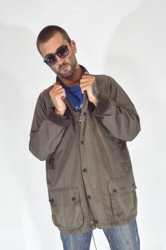 Barbour durham veste brun coton taille xl man