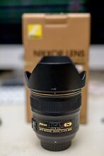 Nikon 24 1.4G One of the best lens for money Strathfield Strathfield Area Preview