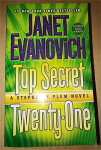 Janet Evanovich Top Secret Twenty-One Paperback
