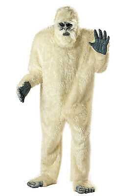 Abominable Snowman Yeti Adult Costume (Abominable Snowman Adult Costume)