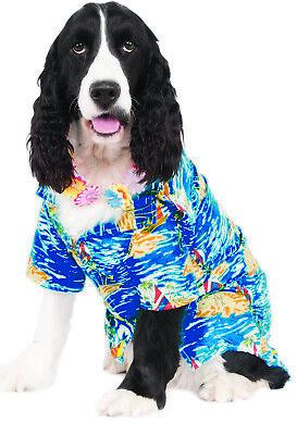 Luau Haustier Hund Katze Urlaub Hawaii Aloha Strand - Urlaub Hund Kostüme