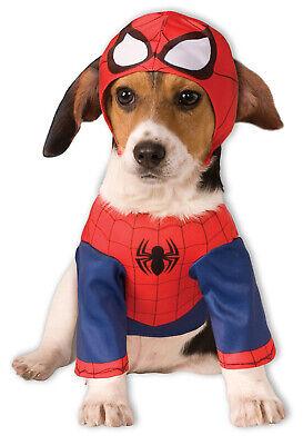 Marvel Spiderman Big Dog Pet Superhero Halloween Costume-Xxxl - Spiderman Dog Halloween Costumes