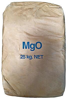 Magnesium Oxide Mgo Cas1309-48-4 96 55.12 Lb Bag