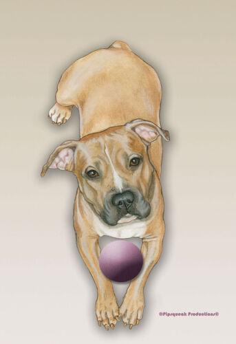 Pipsqueak House Flag - Pit Bull Terrier 49582