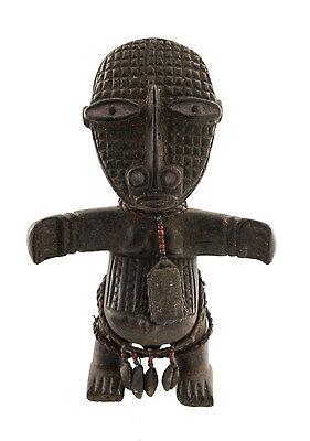 Art African Statue Masculine Mambila Nigeria 959 G3
