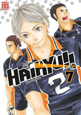 Haikyu!! 7 - Deutsch - KAZE - Manga - NEUWARE