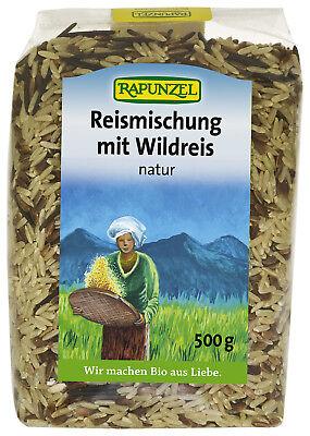 Bio Reismischung mit Wildreis, 500 g NEU & OVP von Rapunzel