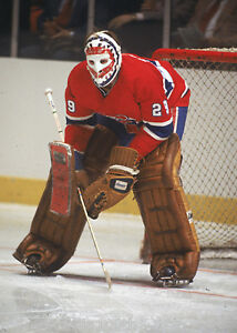 KEN DRYDEN Unsigned Vintage MONTREAL CANADIENS 5x7 Photo