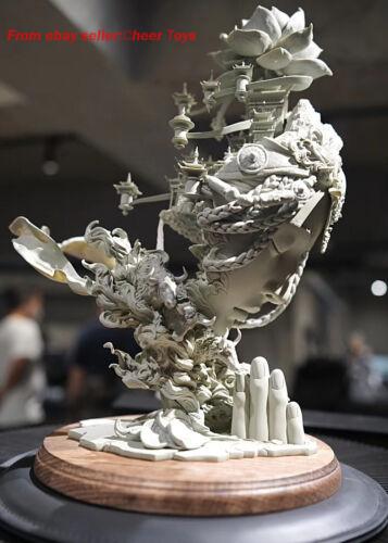 LIANG Studio Original Shangri-La GK Statue Four Seasons Ice Fantasy In stock