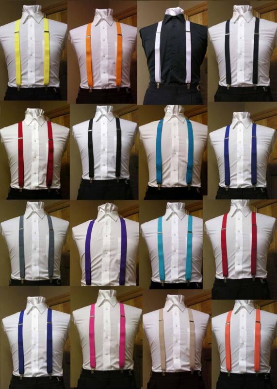 """Suspenders 1""""  Men"""