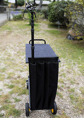 Boom pole bag to fit rock n roller cart