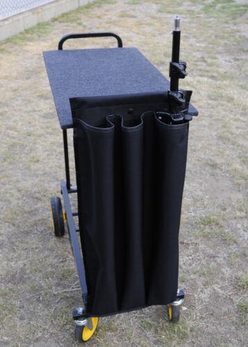 Rock N Roller cart bag  Light stands, Mic stands, Mattews Bogen Manfrotto Arri