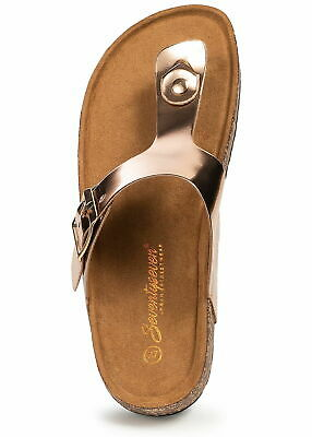 28% OFF B19059044 Damen 77 Lifestyle Sandale Toe Post Sandals rosa gold Damen Post