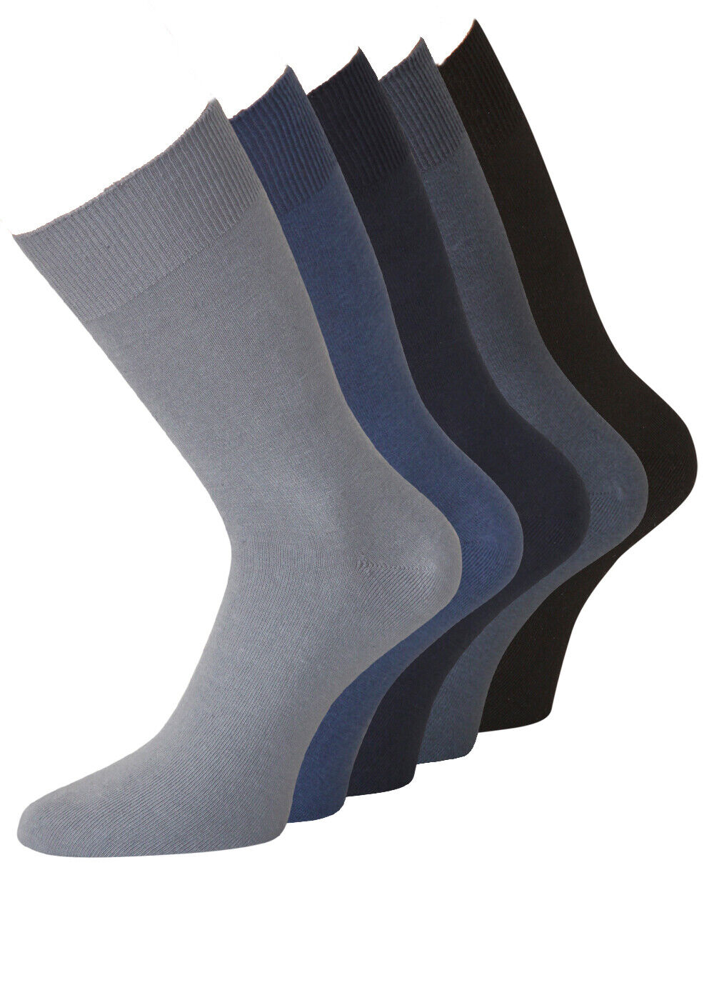 Herren Socken Baumwoll Socken Anzug Socken Strümpfe KB Socken® 5 oder 10 Paar