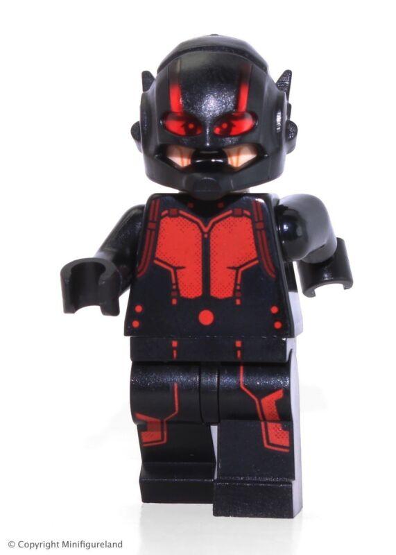 Ant-Man MiniFigure LEGO Super Heroes Set 76039 Hank Pym