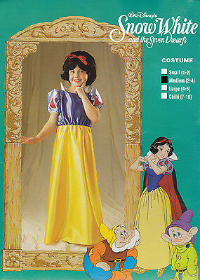 Halloween Costumes 7 Dwarfs (OFFICIAL LICENSED DISNEY'S SNOW WHITE AND THE 7 DWARFS TODDLER SIZE 2-4)