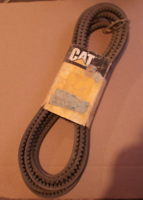 New Cat Surplus 1292416 V- Belt Set Of 3 Fits Caterpillar Machine D8r Ii
