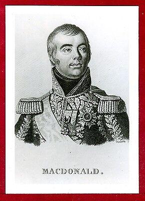 Franz.Maréchal de l'Empire,Joseph-Alexandre Macdonald,Napoleonische Epoche