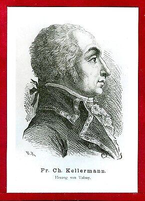 Franz.Maréchal de l'Empire,Francois Christoph Kellermann,Napoleonische Epoche