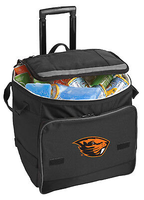 - Oregon State Rolling Cooler Bag with Wheels OSU Beavers-GREAT FOR THE GAME!
