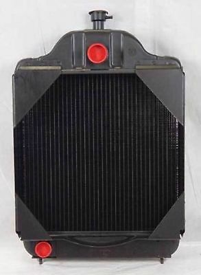D89104 Radiator Fits Case 480c