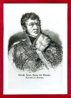 Franz.Général de l'Empire,Jean Andoche Junot,Napoleonische Epoche