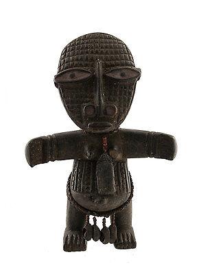 Art African Statue Feminine Mambila Nigeria 958 G3