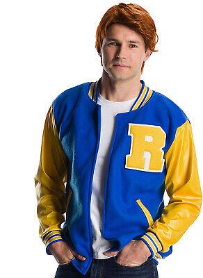Archie Andrews Riverdale Deluxe Mens Adult Sports Jock - Archie Andrews Kostüm