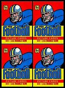 1978 Topps Football Pack