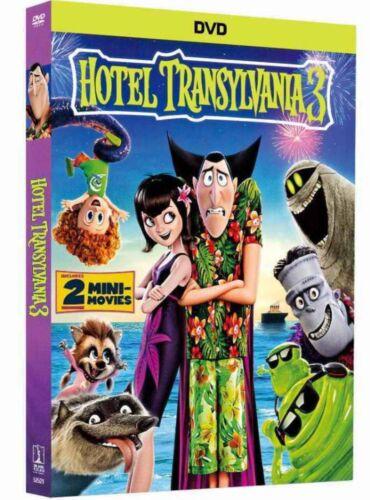 Hotel Transylvania 3:Summer Vacation (DVD,2018) NOW SHIPPING- USA SELLER!!!!!!!!