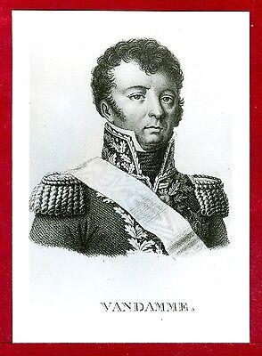 Franz.Général de l'Empire,Dominique-Joseph-René Vandamme,Napoleonische Epoche