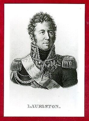 Franz.Général de l'Empire,Alexandre marquis de Lauriston,Napoleonische Epoche