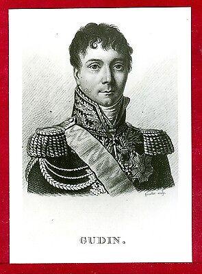 Franz.Général de l'Empire,Charles-Étienne Gudin,Napoleonische Epoche