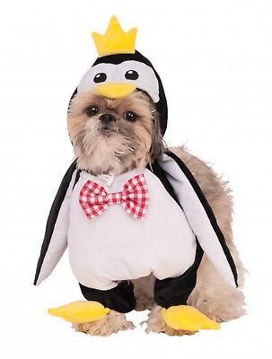 Waling Penguin Animal Black White Bird Pet Dog Cat Halloween Costume