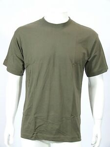 Mens military army surplus camo cotton t-shirts tees