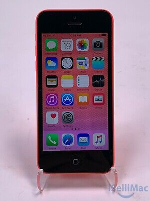 Apple AT&T iPhone 5c 16GB Pink A1532 ME509LL/A +C Grade